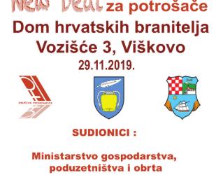Program Konferencije New Deal
