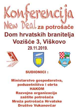 Program Konferencije New Deal