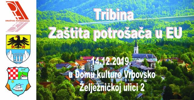 Najava: tribina u Vrbovskom