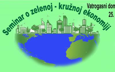 Seminar o zelenoj-kružnoj ekonomiji
