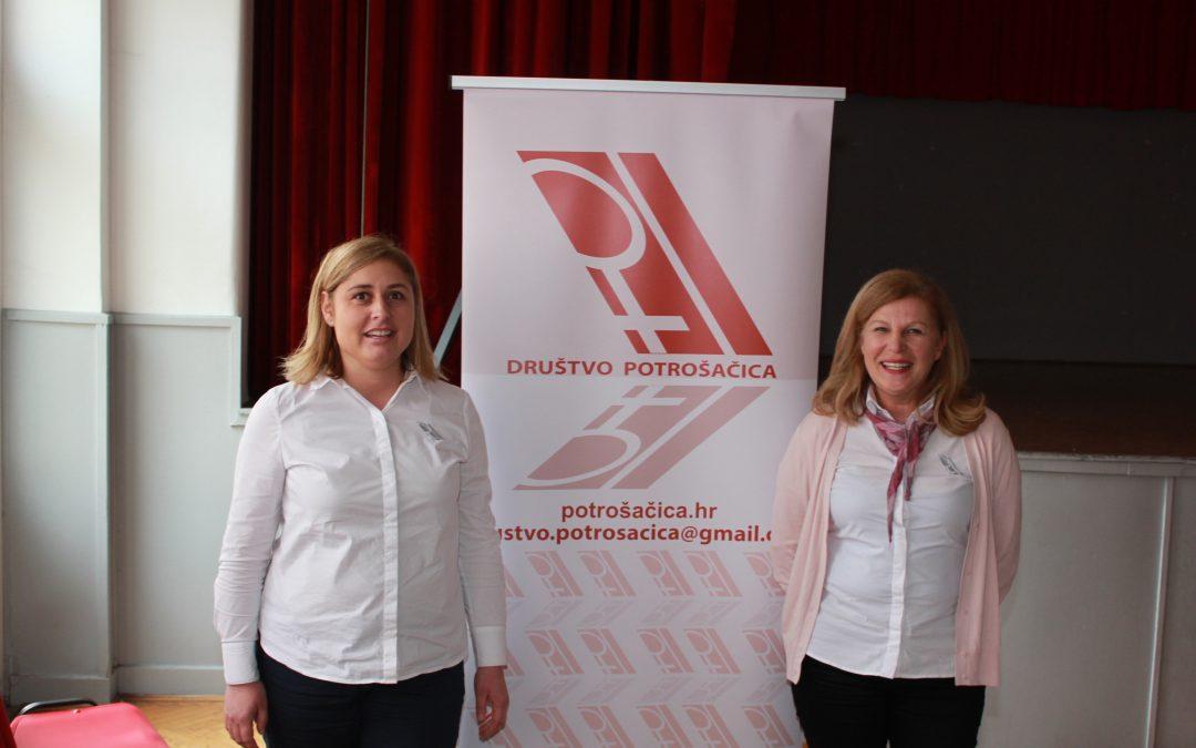 Manifestacija u Vrbovskom